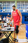 Marc Gasol during the training of Spanish National Team of Basketball. August 06, 2019. (ALTERPHOTOS/Francis González)