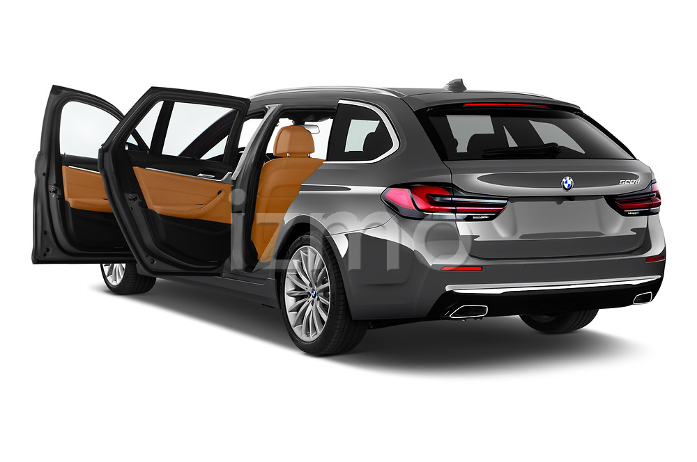 2021 BMW 520D Touring Luxury Line Wagon