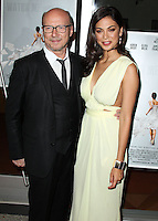 HOLLYWOOD, LOS ANGELES, CA, USA - JUNE 09: Paul Haggis, Moran Atias at the Los Angeles Premiere Of Sony Pictures Classics' 'Third Person' held at the Linwood Dunn Theater at the Pickford Center for Motion Study - Academy of Motion Picture Arts and Sciences on June 9, 2014 in Hollywood, Los Angeles, California, United States. (Photo by Xavier Collin/Celebrity Monitor)