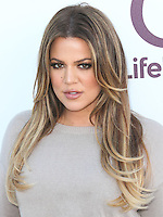 HOLLYWOOD, LOS ANGELES, CA - DECEMBER 10: Khloe Kardashian arrives at The Hollywood Reporter's 23rd Annual Power 100 Women In Entertainment Breakfast held at Milk Studios on December 10, 2014 in Hollywood, Los Angeles, California, United States. (Photo by Xavier Collin/Celebrity Monitor)