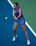 Anastasia Pavlyuchenkova (RUS) wins  at the Western and Southern Financial Group Masters Series in Cincinnati on August 17, 2012