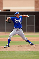 Blaine Hardy  - Kansas City Royals - 2009 spring training.Photo by:  Bill Mitchell/Four Seam Images