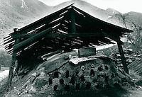 Töpferofen in Japan