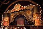 Cirque du Soleil IRIS stage at the Kodak Theatre in Hollywood, CA