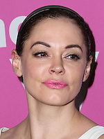LOS ANGELES, CA, USA - AUGUST 08: Actress Rose McGowan arrives at the Sundance NEXT FEST Screening Of 'Life After Beth' held at the Ace Hotel Theatre on August 8, 2014 in Los Angeles, California, United States. (Photo by Xavier Collin/Celebrity Monitor)
