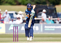 Heino Kuhn bats for Kent during Kent Spitfires vs Durham, Royal London One-Day Cup Cricket at The Spitfire Ground on 22nd July 2021