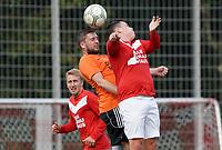 - Rüsselsheim 27.09.2020: TV Haßloch vs. Olympia Biebesheim II, B-Liga