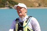 Wendy Riach, womens champion. 2012 SI Surf Ski Championships: Tahunanui to Cable Bay.<br /> Photo: Marc Palmano/Shuttersport