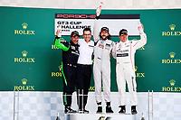 Porsche GT3 Cup Challenge Canada<br /> Formula 1 Grand Prix Du Canada<br /> Circuit Gilles Villeneuve, Montreal, QB CAN<br /> Sunday 11 June 2017<br /> GT3 CUP CAN Race 2, Platinum Masters Podium<br /> World Copyright: Jamey Price<br /> LAT Images
