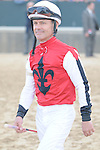 April 12, 2014:  Jockey Jon Court at the Arkansas Derby at Oaklawn Park in Hot Springs, AR. Zoie Clift/ESW/CSM