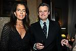 ALBERTO E GABRIELLA MONCADA DI PATERNO'<br /> CENA DI GALA  PER APERTURA SEDE A ROMA DELLA BANCA BARCLAYS<br /> PALAZZO FERRAJOLI ROMA 2010