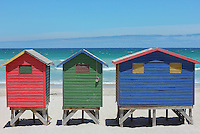 Cabanas are colorful, vibrant, playful they are unique and bring life to the coast.