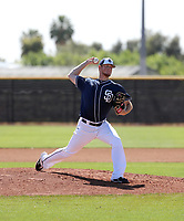 Mason Thompson - San Diego Padres 2019 spring training (Bill Mitchell)