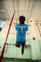 a Torino, il  Circus Ability è una scuola di circo speciale, per persone speciali, con differenti abilità. La dis-abilità per il circo è veramente una diversa abilità. I laboratori di circo comprendono la giocoleria, l'acrobatica, l'equilibrismo, l'acrobatica aerea, la clowneria e l'arte di strada. Alla base la spinta aggregativa e socializzante di tutte queste attività. Pablo sul trapezio
