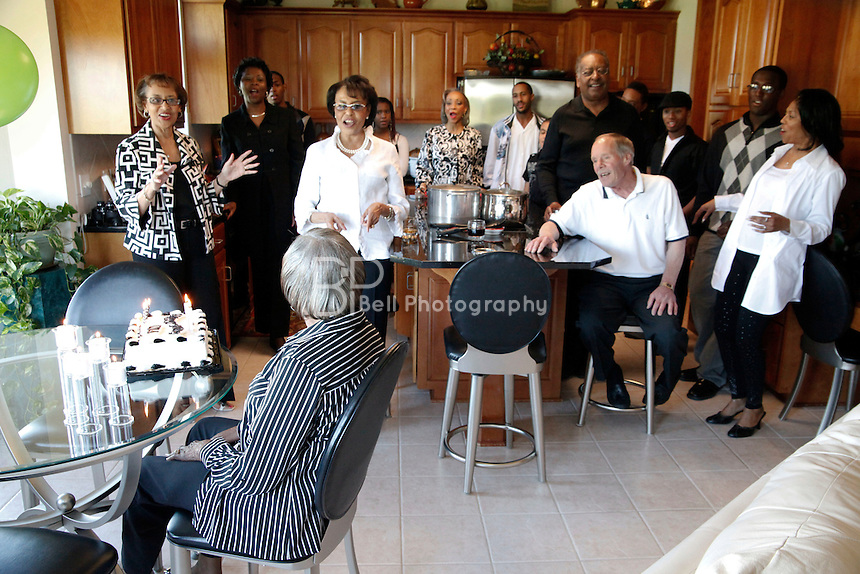 Ms. Iola Miller's 90th Birthday Party