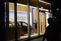 BMW show room is in Omotesando Hills,