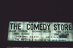 SAM KINISON, The Comedy Store in Las Vegas