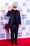 Pedro Almodovar attends the movie premiere of 'Dolor y gloria' in Capitol Cinema, Madrid 13th March 2019. (ALTERPHOTOS/Alconada)