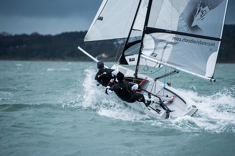 11 Entries So Far for Royal North of Ireland RS400 Winter Series