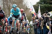 Laurens de Vreese (BEL/Astana)<br /> <br /> 72nd Kuurne-Brussel-Kuurne 2020 (1.Pro)<br /> Kuurne to Kuurne (BEL): 201km<br /> <br /> ©kramon