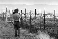 - Germania (RFT) manifestazione pacifista contro la base militare USA di Mutlangen (1983)<br /> <br /> - Germany (RFT) pacifist demonstration against Mutlangen US military base  (1983)