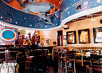 May 1999 FILE Photo, Montreal, Canada<br /> <br /> Inside the Montreal's Planet Hollywood, before they went bankrupt and closed.<br /> Mandatory Credit: Photo by Pierre Roussel- Images Distribution. (©) Copyright 1999 by Pierre Roussel