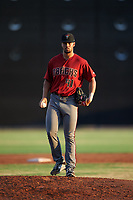 AZL D-backs relief pitcher Brennan Malone (41) during an Arizona League game against the AZL Mariners on August 7, 2019 at Peoria Sports Complex in Peoria, Arizona. AZL D-backs defeated the AZL Mariners 4-1. (Zachary Lucy/Four Seam Images)