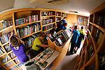 Pioche bookmobile