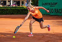 Hilversum, The Netherlands,  August 23, 2019,  Tulip Tennis Center, NSK, Annemieke Kalf (NED)<br /> Photo: Tennisimages/Henk Koster