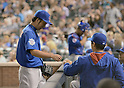 MLB: Chicago Cubs vs Colorado Rockies