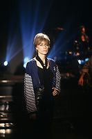 1988<br /> Francoise HARDY<br /> © SARTER/ DALLE