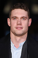 "Tom Brittney<br /> arriving for the London Film Festival 2017 screening of ""Film Stars Don't Die in Liverpool"" at Odeon Leicester Square, London<br /> <br /> <br /> ©Ash Knotek  D3331  11/10/2017"