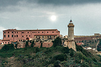 Lighthouse of Portoferraio, Elba, Toscana, Italy, Europe.