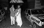 ROMA 1977 GIANNI IPPOLITI E STEFANIA CASINI