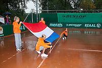 08-08-11, Tennis, Hillegom, Nationale Jeugd Kampioenschappen, NJK, Opening