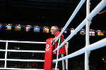 Glasgow 2014 Commonwealth Games<br /> <br /> Wales boxing coach Colin Jones<br /> <br /> 01.08.14<br /> ©Steve Pope-SPORTINGWALES