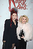 """Cyndi Lauper and Joan Rivers arrives at the """"Kinky Boots"""" Broadway Opening on April 4, 2013 at The Al Hirschfeld Theatre in New York City. Harvey Fierstein wrote is the Book Writer and Cnydi Lauper is the Composer."""