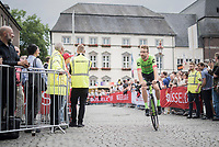 "Taylor Phinney (USA/Cannondale-Drapac)<br /> <br /> ""Le Grand Départ"" <br /> 104th Tour de France 2017 <br /> Team Presentation in Düsseldorf/Germany"