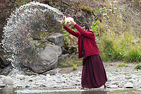 Tibetan Sand Mandala (Sat & Sun)