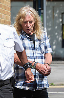 2019 08 19 Russell Isaac, Swansea Magistrates Court, Swansea, Wales, UK