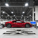 2017 Acura NSX Performance Manufacturing Center