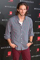 "Alex Haffner attend the Premiere of the movie ""Musaranas"" in Madrid, Spain. December 17, 2014. (ALTERPHOTOS/Carlos Dafonte) /NortePhoto /NortePhoto.com"