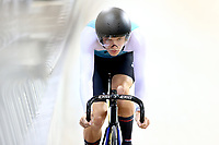 Angus Claasen competes in the Men Elite Sprint during the 2020 Vantage Elite and U19 Track Cycling National Championships at the Avantidrome in Cambridge, New Zealand on Friday, 24 January 2020. ( Mandatory Photo Credit: Dianne Manson )