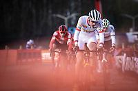 World Cup GC Leader Toon Aerts (BEL/Telenet Baloise Lions) <br /> <br /> Men Elite Race<br /> UCI Cyclocross Worldcup – Hoogerheide (Netherlands)<br /> <br /> ©kramon