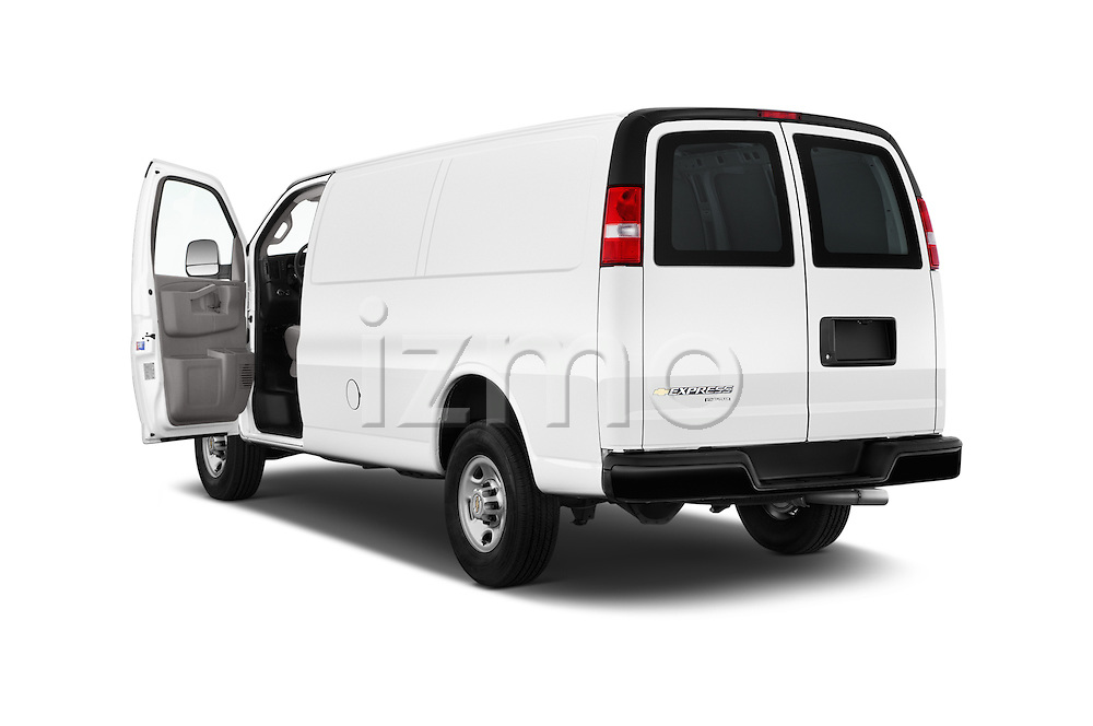 Car images of 2016 Chevrolet Express-Cargo 2500-Work-Van-HD 4 Door Cargo Van Doors