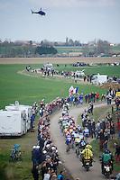 sector 12: Orchies (1.7km)<br /> <br /> 114th Paris-Roubaix 2016