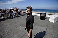US actor Willem Dafoe presents the film 'Pasolini' during the 62st San Sebastian Film Festival in San Sebastian, Spain. September 21, 2014. (ALTERPHOTOS/Caro Marin) <br /> Foto Insidefoto <br /> Festival del film di San Sebastian <br /> Foto Alterphotos/Insidefoto