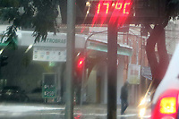 CAMPINAS, SP 04.07.2019 - CLIMA - Clima frio e chuvoso na cidade de Campinas (SP), nesta quarta-feira (04). (Foto: Denny Cesare/Código19)