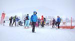 Challenge Mer et Montagne 2012, Saint Gervais les Bains, Mont Blanc, Haute Savoie, France..Ski Rando..Anne Cecile Turner.