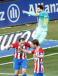 20170226. La Liga 2016/2017. Atletico de Madrid v FC Barcelona.